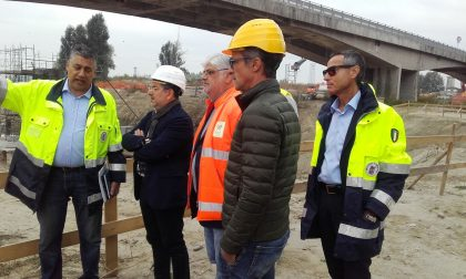 Cantiere nuovo Ponte di San Benedetto: superato l'esame sicurezza