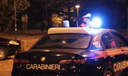 Lite in famiglia: si scaglia contro i carabinieri intervenuti per sedarla
