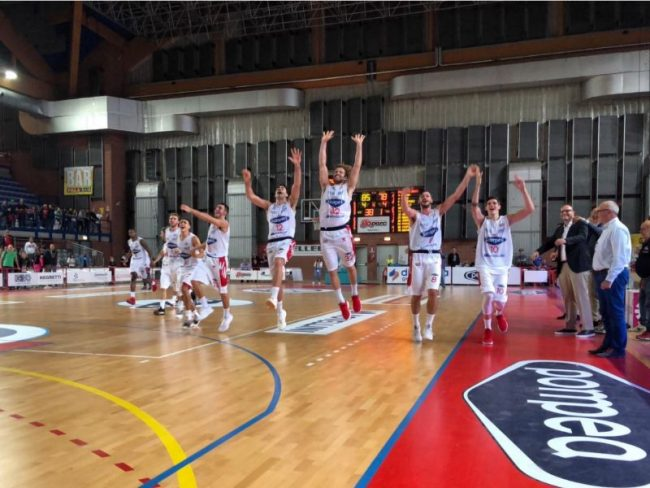 Pompea Mantova: esordio con vittoria al PalaBam