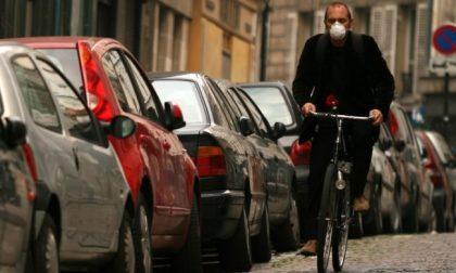 Smog in Lombardia aria irrespirabile