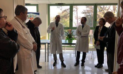 Nuova colonna laparoscopica all'ospedale di Asola FOTO e VIDEO