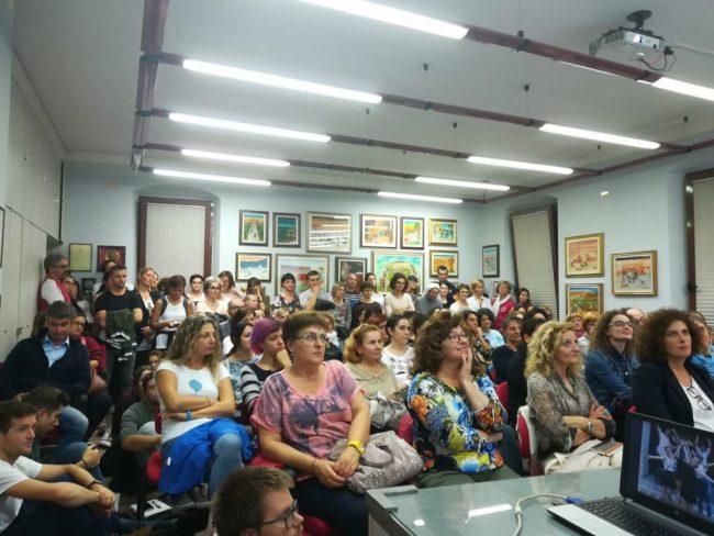 Grande partecipazione alle serate del gruppo genitori a Ceresara