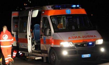 Auto ribaltata nella notte, ferito un 48enne SIRENE DI NOTTE