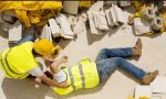Sono 2.147 gli infortuni sul lavoro nel Mantovano nei primi mesi del 2020