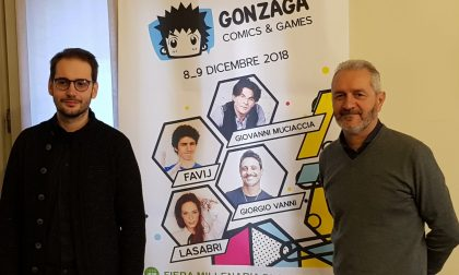Gonzaga Comics & Games 2018: programma, ospiti, eventi, biglietti