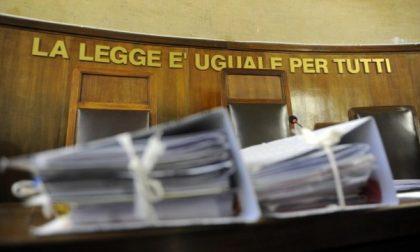 In Tribunale a Mantova con un coltello: bloccato, si scoprono i suoi pesanti precedenti