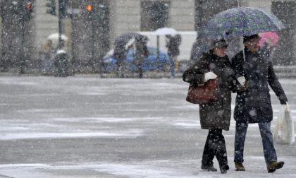 Arriva la neve nel mantovano? Il METEO