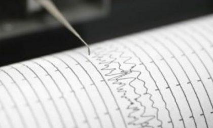 Scossa di terremoto di magnitudo 2.4 nel Modenese
