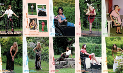 Calendario Miss Nonna 2019: sono sette quelle lombarde