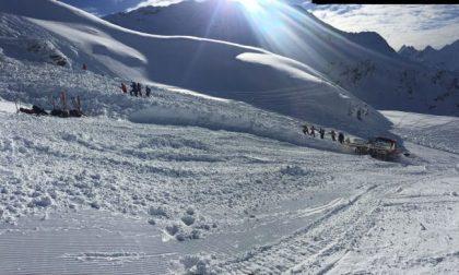 Diluvia in Lombardia: allerta fiumi e laghi, 50 centimetri di neve sopra i 1500 ! Previsioni meteo