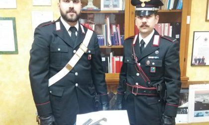 Detenzione di armi clandestina: arrestato un 35enne nel Mantovano