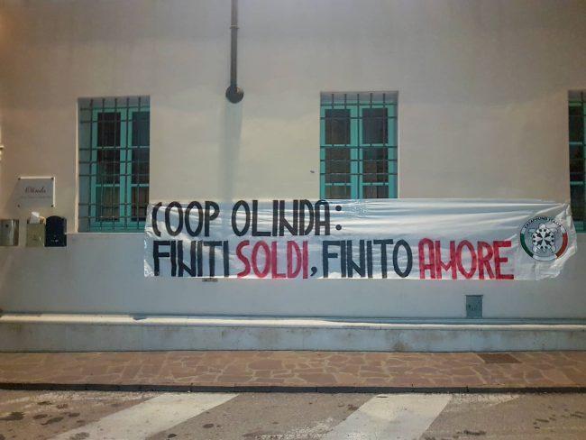 Casapound contro cooperativa Olinda: &#8220&#x3B;Lucrate sul denaro pubblico con la scusa dell&#8217&#x3B;accoglienza&#8221&#x3B;