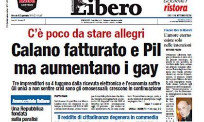 """Edicolante mantovano non vende copie di Libero: """"Non voglio fomentare l'odio"""""""