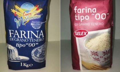 Soia non dichiarata: ritirata farina di grano tenero tipo 00