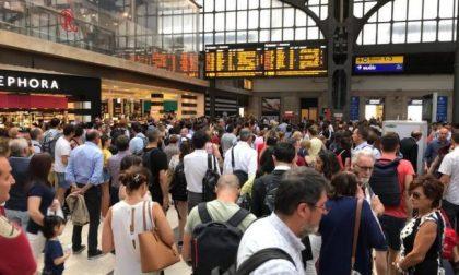 Guasto ai sistemi informatici: linee ferroviarie nel caos