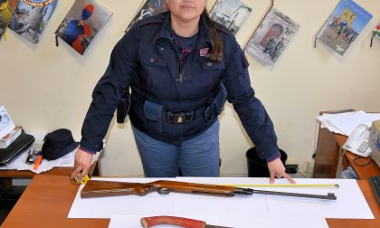 Machete e fucile Mantova: denunciati tre pescatori di frodo