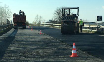 Nuovi asfalti a Castiglione delle Stiviere