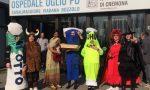 Anche al Day Hospital Oncologico dell'Oglio Po è arrivato il Carnevale