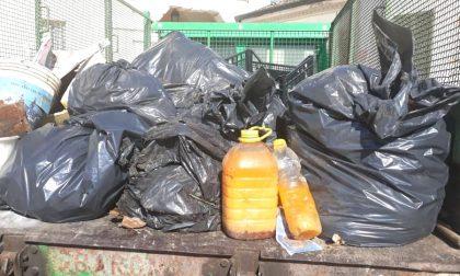 Gazoldo rifiuti: il Comune fa pulizia, sanzioni e denunce FOTO