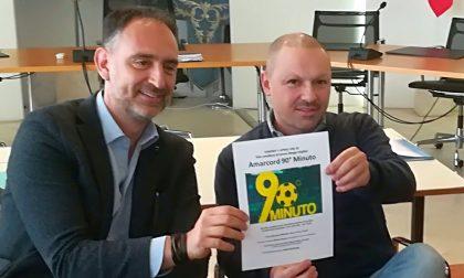 """Calcio amarcord: le voci storiche di """"90° Minuto"""" a Borgo Virgilio"""