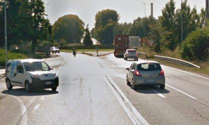 Cambio viabilità sull'Alto Polesana a Mantova: traffico troppo intenso