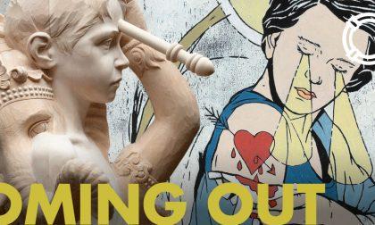 """Coming out: la mostra che """"fa uscire l'arte"""" a Palazzo Ducale"""