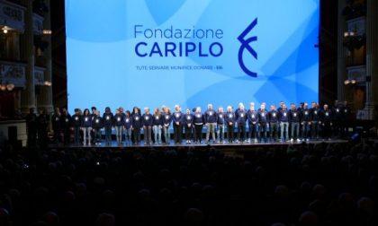 Guzzetti saluta Fondazione Cariplo