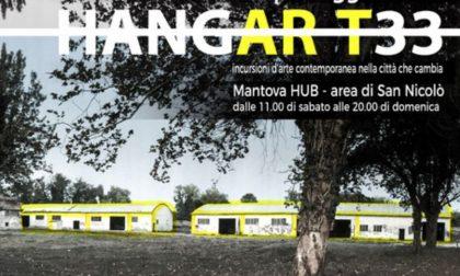 Hangart-33 programma: incursioni d'arte contemporanea nella Mantova che cambia