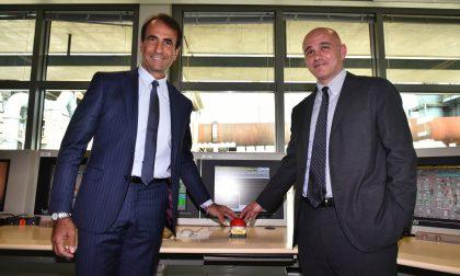 Cemento e calcestruzzo per il nuovo stadio dell'Atalanta