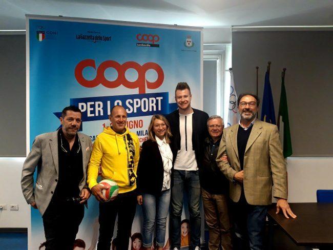 Coop per lo sport, l'1 e 2 giugno tutti a Cassano D'Adda