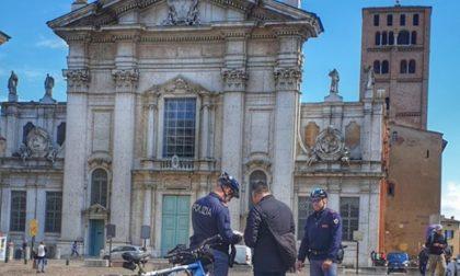 Arrivano i Poliziotti di Quartiere in bicicletta a Mantova