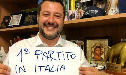 Elezioni 2019: a Porto Mantovano arriva Matteo Salvini