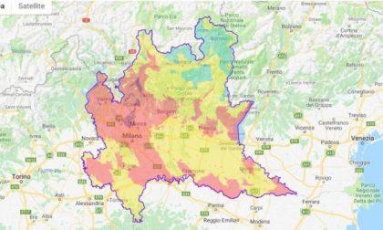 Qualità dell'aria: ozono fuori controllo a Mantova