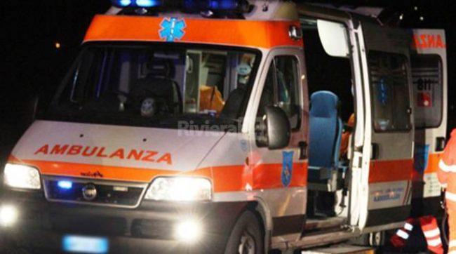 64enne accusa forte malore e finisce al pronto soccorso SIRENE DI NOTTE