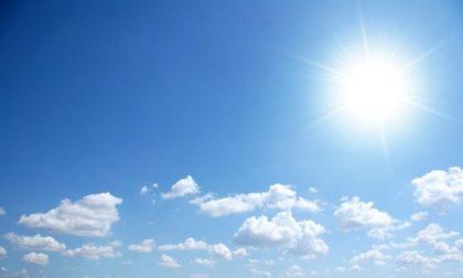 Su 70 giorni solo due sono stati di pioggia: sole anche nel weekend