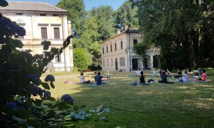Parco Bertone: domenica 7 Bio-pilates e visite gratuite