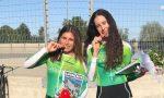 Nazionali di velocità a squadre: sul podio due 14enni di Casalmaggiore e San Bassano