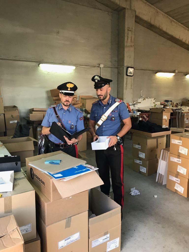 Castiglione delle Stiviere: arrestato 45enne cinese per caporalato