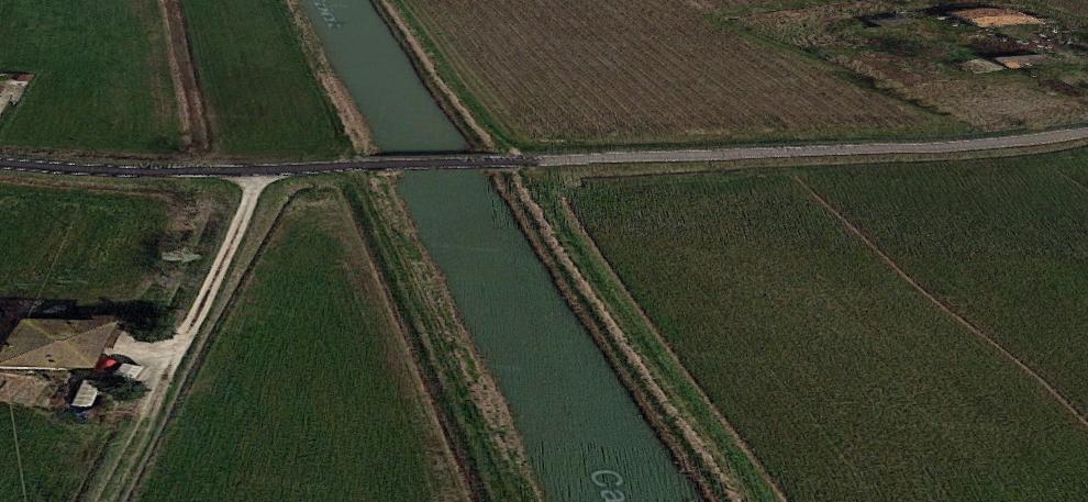 Quistello: da domani chiuso il ponte sul canale Sabbioncello