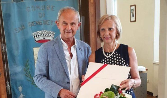 Il Prefetto di Mantova in visita a San Benedetto Po
