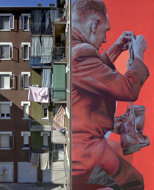 Quartiere Lunetta a colori: Mantova si è tinta di allegria e gioventù