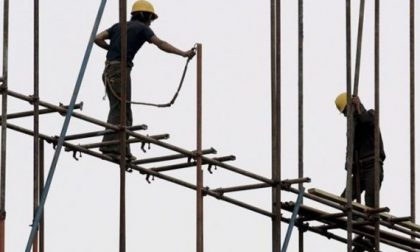Cantieri più sicuri: un bracciale elettronico per monitorare i muratori
