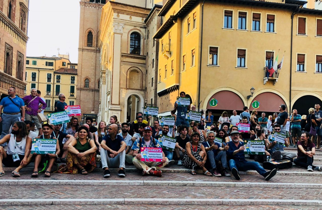 Ferrara Buskers Festival: l'estate musicale e danzante mantovana non è ancora finita