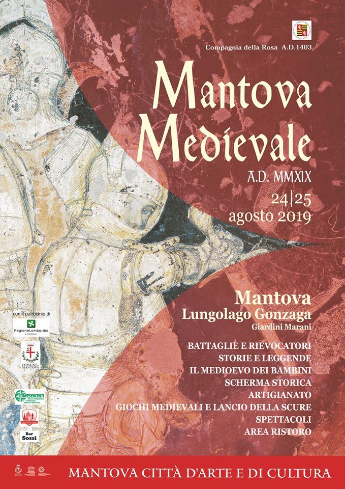 Mantova Medievale: per due giorni si torna al 1403