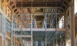 Galleria della Mostra: a breve i lavori saranno conclusi