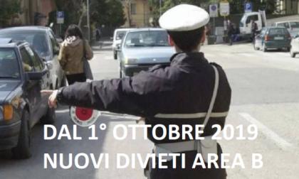 Dal 1 ottobre nuovi divieti alla circolazione in Area B di Milano