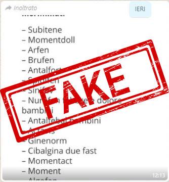 Allarme ranitidina e farmaci ritirati: occhio all'elenco fake, chiesti ulteriori test su rischio cancro