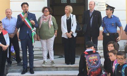 Il Prefetto Bellantoni inaugura il nuovo anno scolastico nel comune di Ceresara