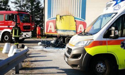 Camionista mantovano travolge e uccide motociclista a Torino