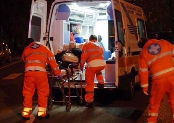 Uomo cade in strada a Viadana e finisce in ospedale SIRENE DI NOTTE - Giornale di Mantova